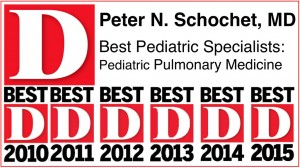 Dr Schochet best pediatric pulmonologist