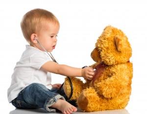 Pediatric pulmonologist see children