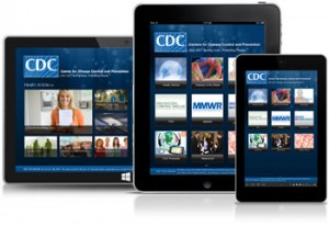 "CDC's mobile app, click ""Disease of the Week"" and find RSV."