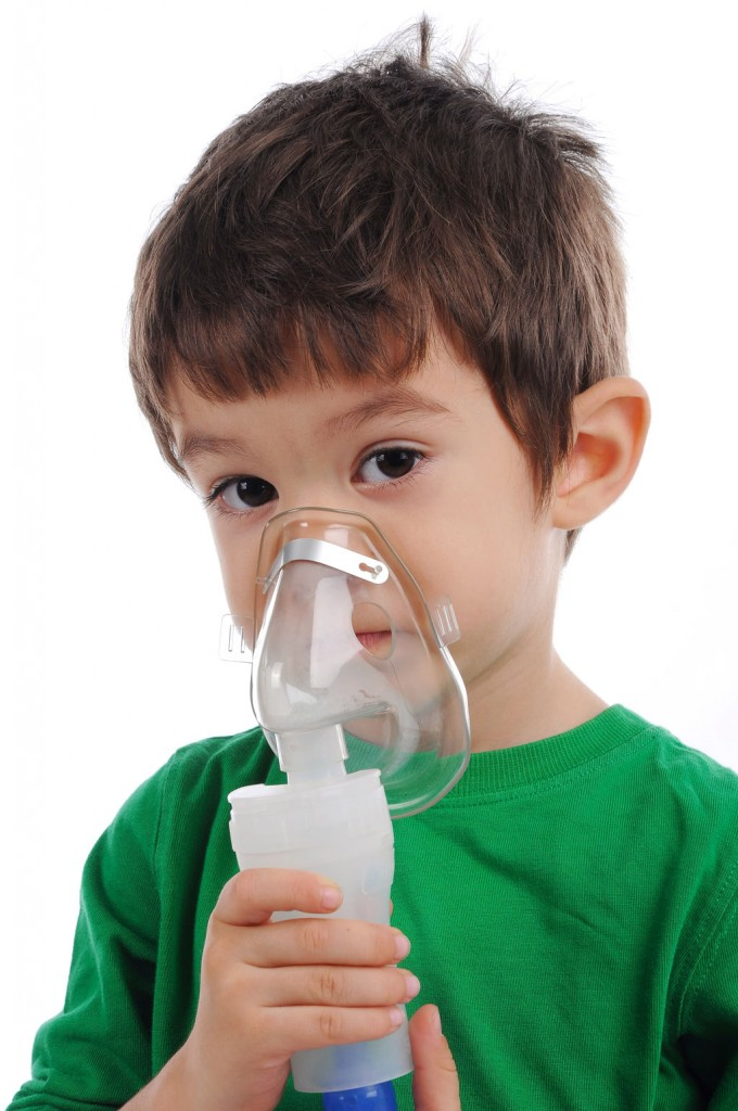nebulizer therapy for wheezing asthma