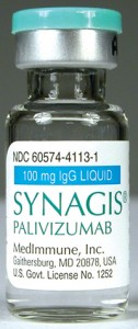 Synagis® Infants, Synagis® (Palivizumab) Muscular Injection
